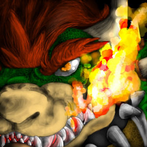 Big Bad Bowser by Jingo824