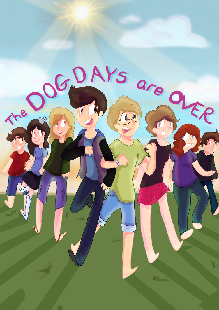 The Dog Days Are Over by DayStarBreak