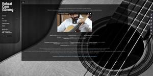 Behzatcemgunenc.com | Web Interface by MAEDesign