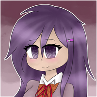 (DDLC) Yuri by WanessaPL