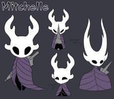 [HK OC] Mitchelle