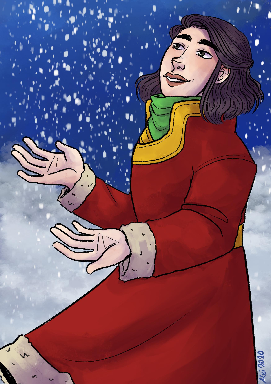Sybal Heim: Snowy Secret Santa!