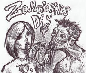 Zombietine's Day 2010