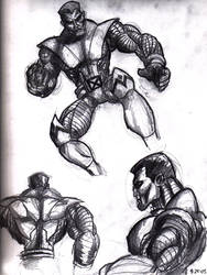 Colossus by severedconnection