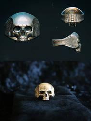 Ring-skull by Labskull