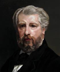 W.A.Bouguereau by Labskull