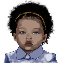 Baby Fingon by OracleofImladris
