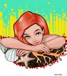 Ariel by blankaizabela