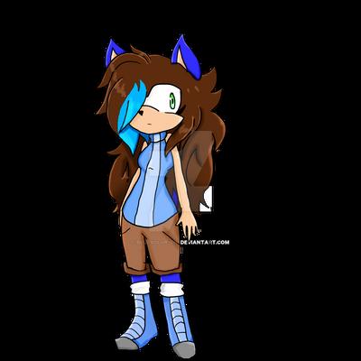 Julieanna The Hedgehog by BlueSolur-chi