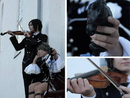 Dark Symphony by PrinceSkye