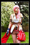 FFXIII - Party leader