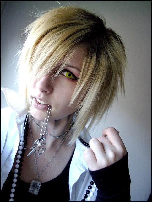 Visual Kei - Hair and make up2