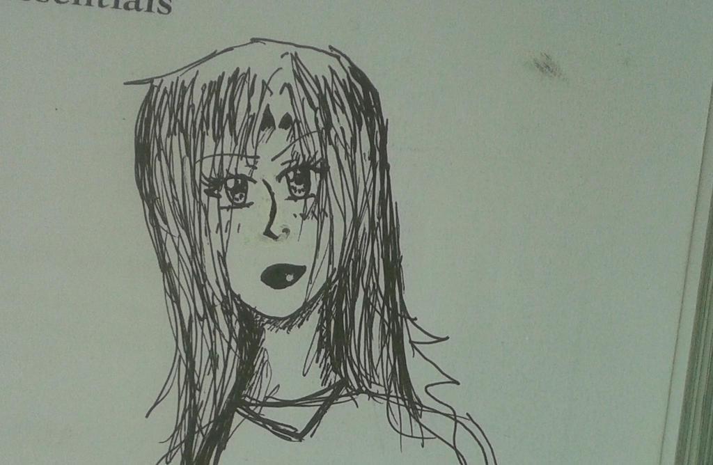 doodle (1) by ando-yuuri