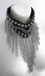 Waterfall collar by Me-Se