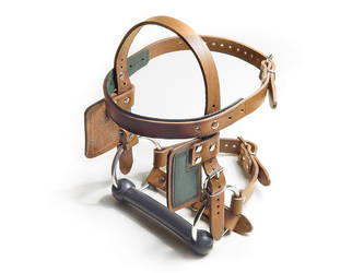 Ponyplay bridle 2 colors by Me-Se