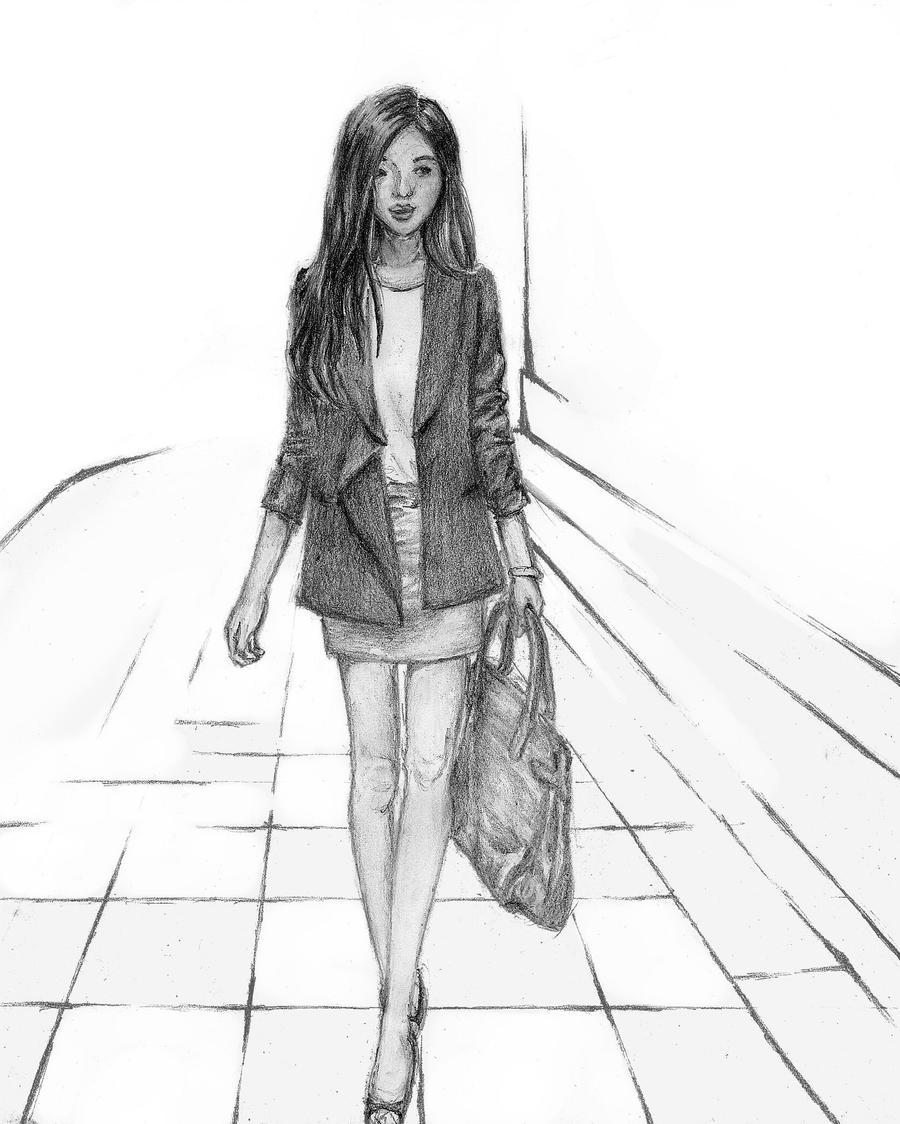 Cute Korean Girl By Bet0x On DeviantArt