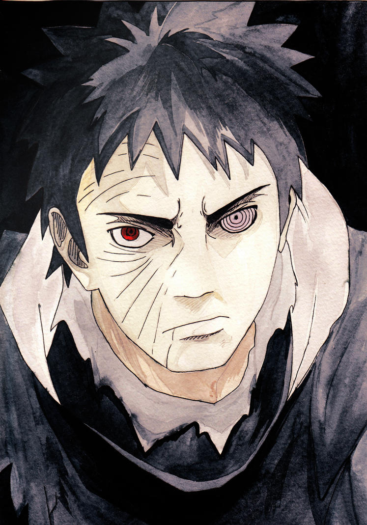 Obito by kutsunyan