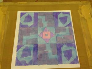 Watercolour Mandala