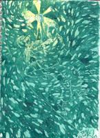 A scream heard underwater by neswizard