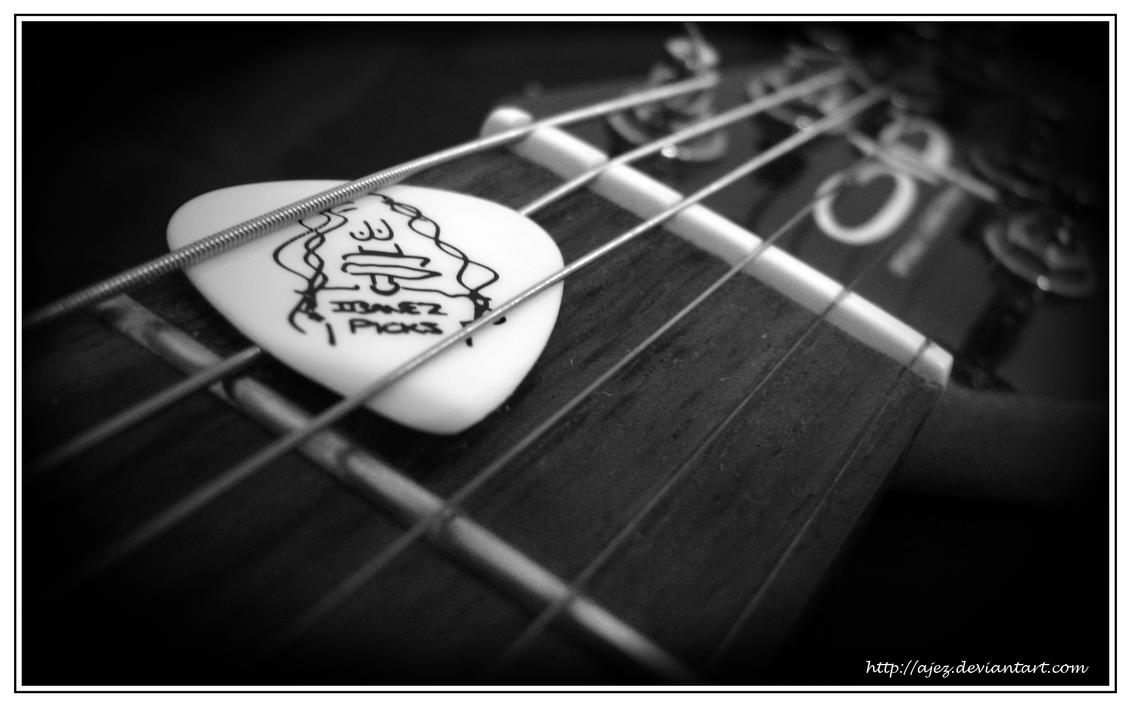 Guitar Picks By AjeZ
