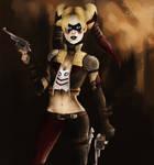 Insurgency Harley Quinn