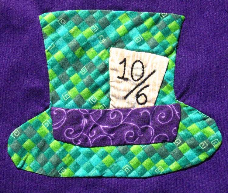 Mad Hatter's Hat by fadetag