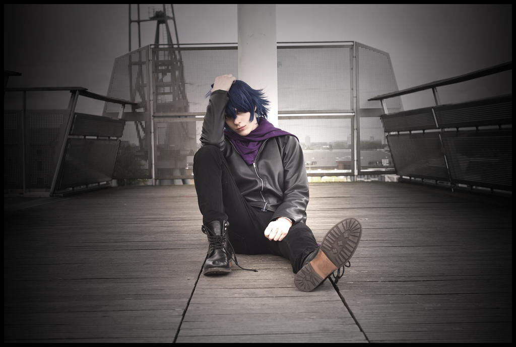 Ayato Kirishima | Tokyo Ghoul by TheKeiMan