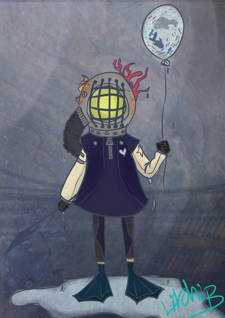 Ocean keeper by LitchiBeta