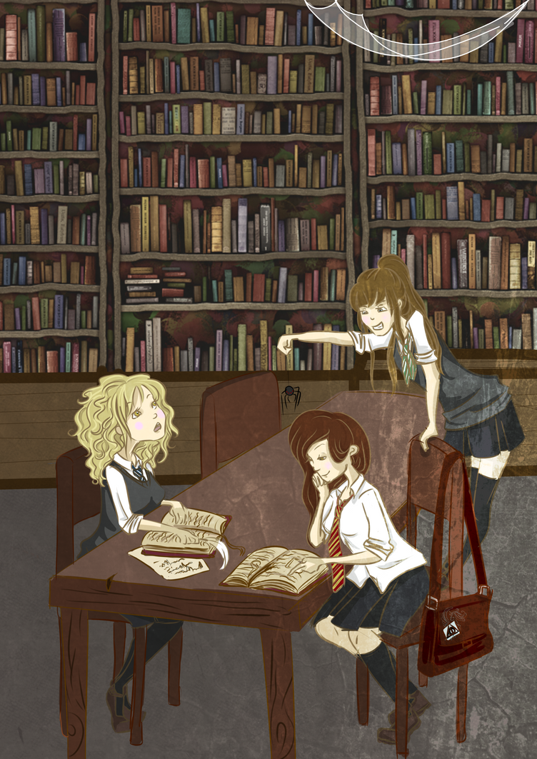 HP. library by LitchiBeta