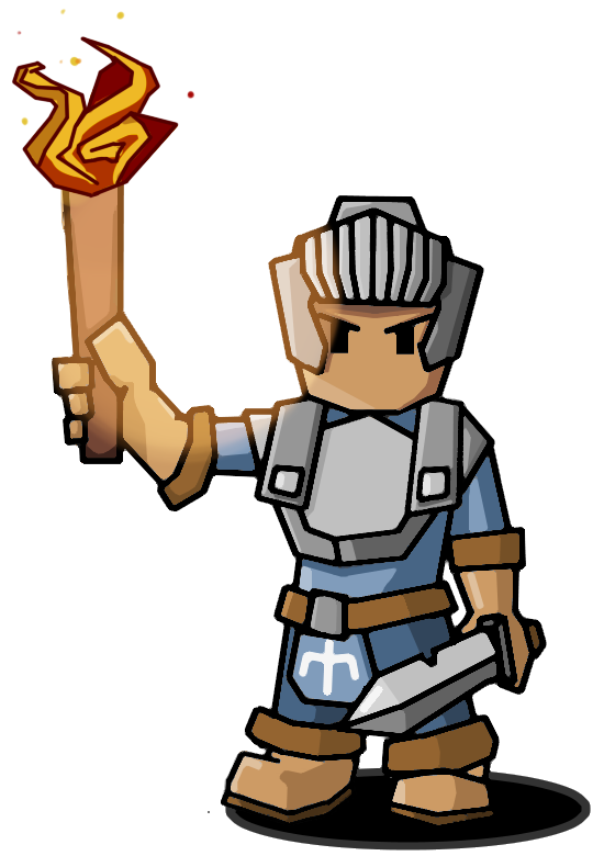 D-Mystif (the Knight) by LitchiBeta