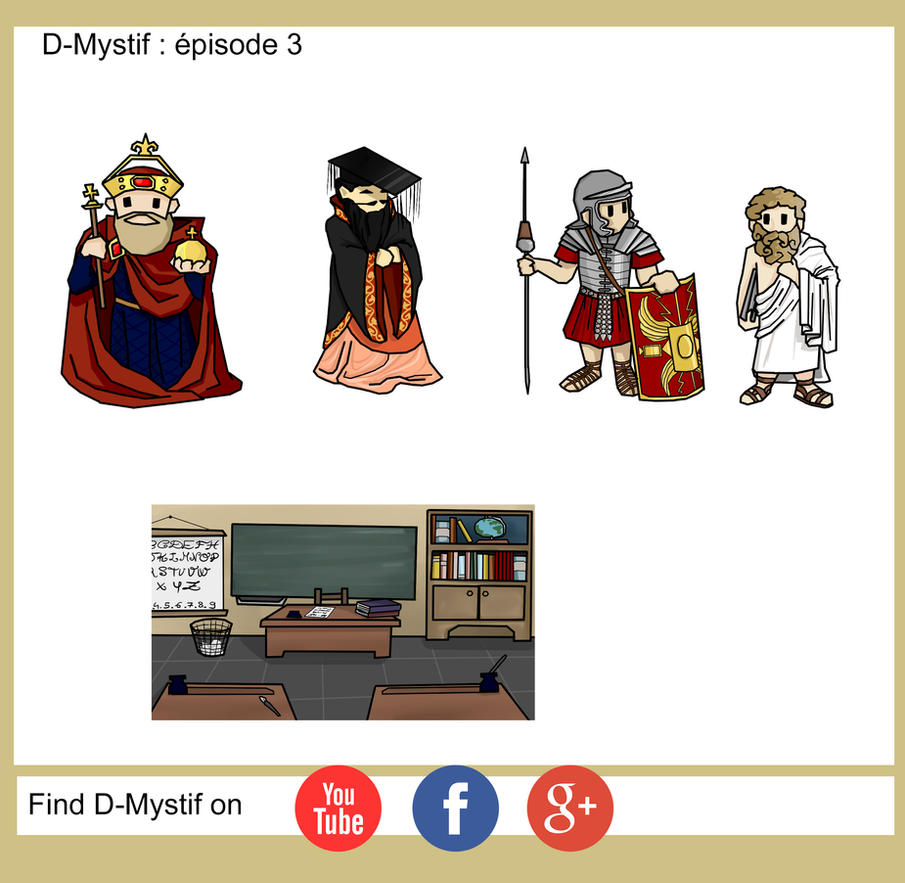 D-Mystif - episode 3 by LitchiBeta