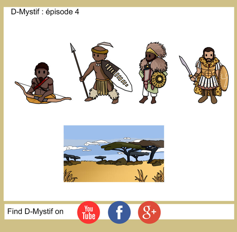 D-Mystif - episode 4 by LitchiBeta