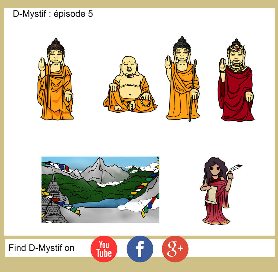 D-Mystif - episode 5 by LitchiBeta