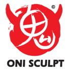 JOEKABUTO - ONI SCULPT LOGO by wongjoe82