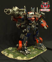TF ROTF BD Buster Prime 18 by wongjoe82