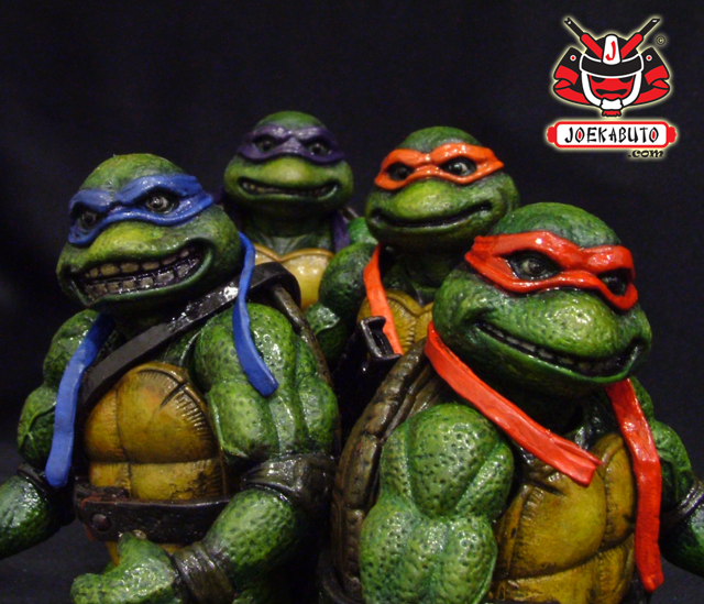las tortugas ninjas the movie: