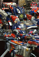 LEADER CLASS TF DOTM ULTIMATE PRIME 11 by wongjoe82