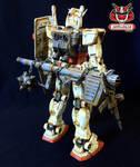 Bandai GUNDAM MG RX-78-2 Ver. ONE YEAR WAR 0079_02