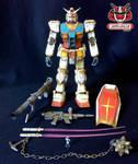 Bandai GUNDAM MG RX-78-2 Ver. ONE YEAR WAR 0079_09