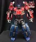 Transformers FOC : Optimus Prime Repaint 03