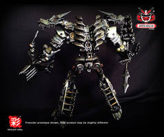 TRANSFORMERS AOE LEADER GRIMLOCK REPAINT MP 06