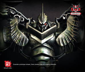 TRANSFORMERS AOE LEADER GRIMLOCK REPAINT MP 08