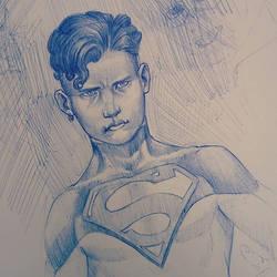 super boy by vitorzago