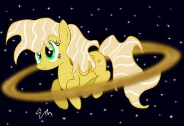 Pony Saturn by Sigmath-Bits