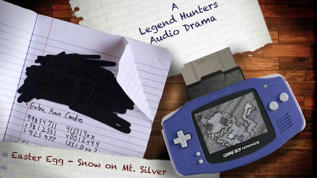Snow on Mt Silver - A Legend Hunters Audio Drama by Trinity-Reido
