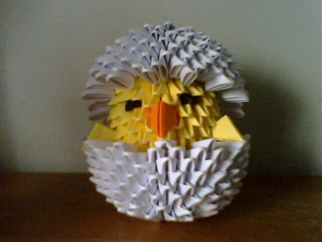 January 26 2010 In 3D Origami