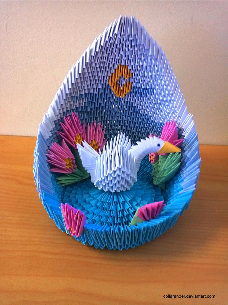 3d Paper Heart Craft: 1000+ Images About ORIGAMI 3D