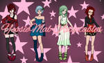 KH Girls Adoptables #2 (Open) (1/4) by YessieMal-Adoptables