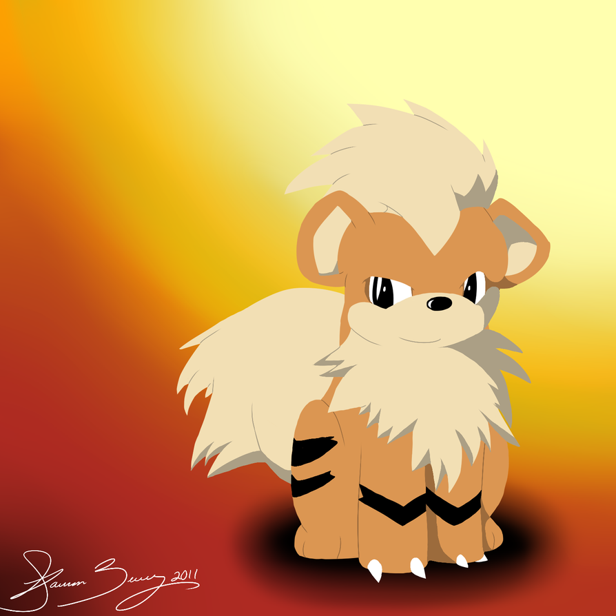 growlithe wallpaper - photo #3