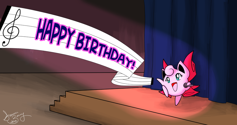 Happy Birthday Amy! by lalaraptor on DeviantArt